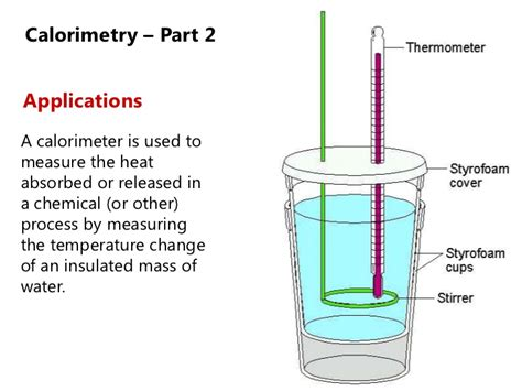 what is chagne made of lesson enthalpy and calorimetry