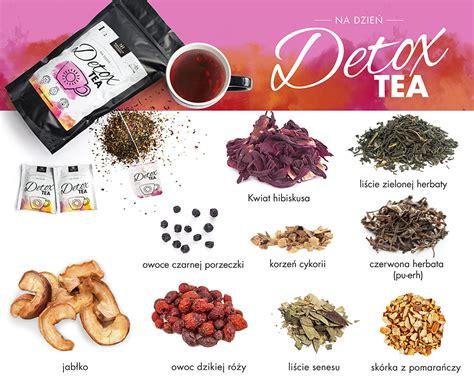 Tea Of Detox Opinie by Detox Tea Oczyszczająca Herbata Na Dzień Detoksykacja