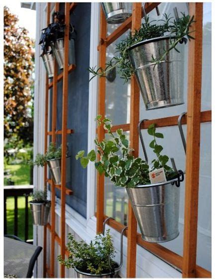 Wall Hanging Herb Planter by 17 Best Images About Deck Lighting Back Deck On