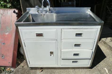 Dovedale Paul Metal Craft White Vintage Sink Unit Full Bath | dovedale paul metal craft white vintage sink unit crafts