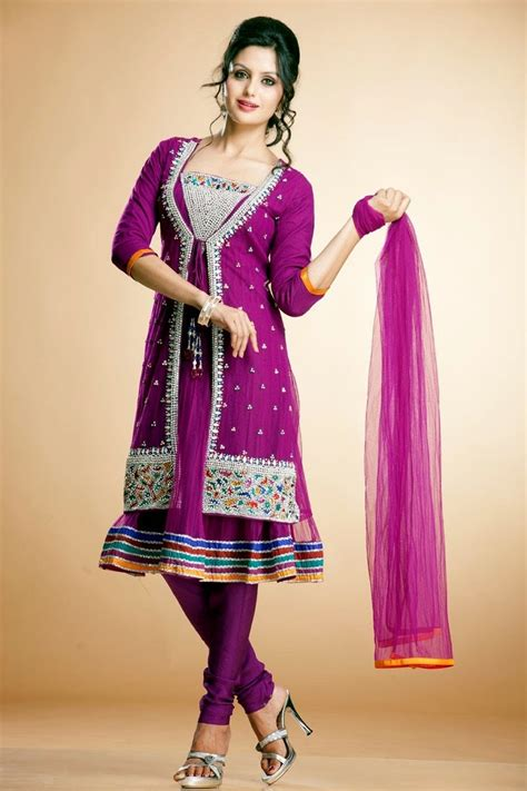 in suite designs cotton churidar suit neck designs ladyswings