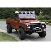 1986 Land Rover 110 V8 Pickup  Classic