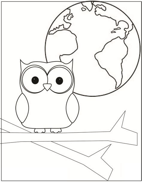 cute earth coloring pages 1000 images about earth day on pinterest recycling