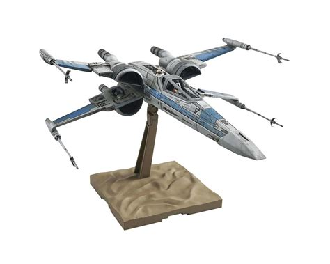 Promo Squadron X Wing Starfighter Special Set Murah wars awakens 1 72 resistance x wing fighter by bandai ban202289 toys
