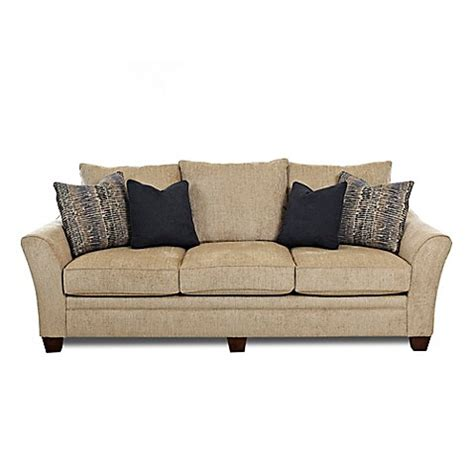 Klaussner Sofa Bed Klaussner Posen Sofa Klaussner Living Room Posen Ii Sofa 543926 Kittle S Furniture Thesofa
