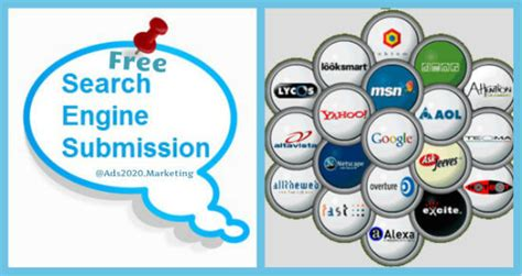 Search Engines For Free Free Search Engine List Add Website Url To Top 50 Search Engines