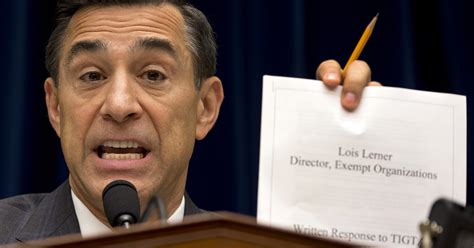 Rep Darrell Issa Criminal Record News Dump Irs Amounts To Hill Of Beans