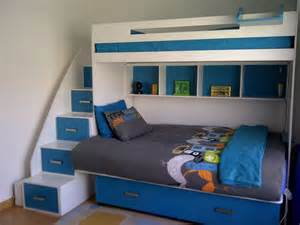 Woodworking Plans Bunk Bed Desk by Single And Double Bunk Beds Woodworking Projects Amp Plans