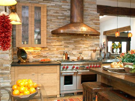 rustic kitchen backsplash tile 30 trendiest kitchen backsplash materials kitchen ideas