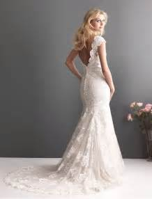 mermaid wedding dress mermaid wedding dresses an choice for brides