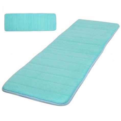 120x40cm absorbent nonslip memory foam bedroom door floor