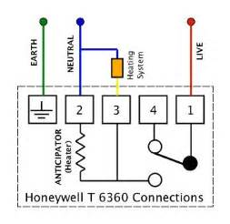 honeywell thermostat wiring diagram honeywell free engine image for user manual