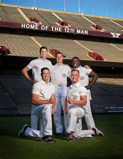 a and m traditions aggie yell leaders a a m tradition since 1907