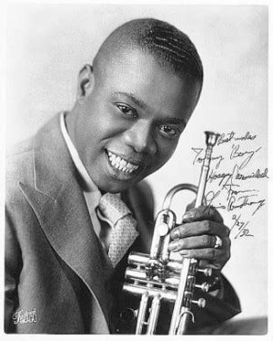 biography of famous jazz musicians famous quotes from louis armstrong jazz quotesgram