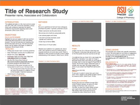 Oregon State Powerpoint Template Templates College Of Pharmacy Oregon State University Printable Oregon State Powerpoint Template