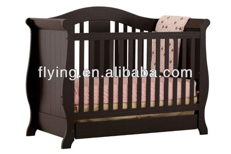 baby crib child craft l f 2 in 1 wood baby cot fixed side