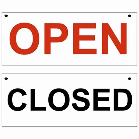 open closed sign printable www pixshark com images