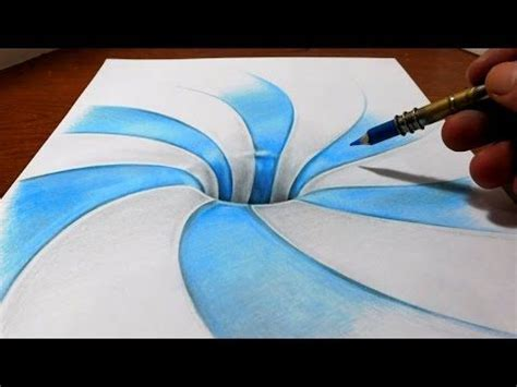hole pattern drawing 733 best images about op art on pinterest illusions how