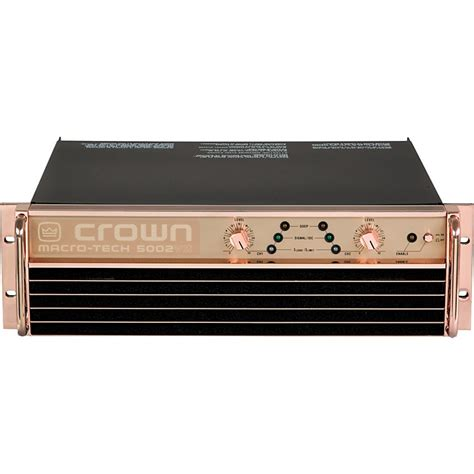 Power Lifier Crown Macro Tech crown ma 5002vz ae macro tech anniversary power