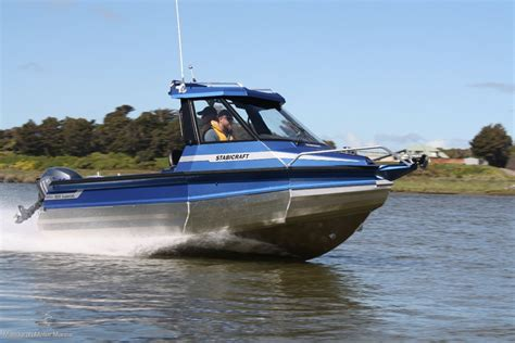boats online stabicraft new stabicraft 1850 supercab power boats boats online