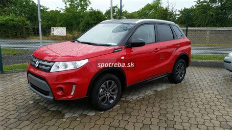 Suzuki Gas Consumption Suzuki Vitara 1 6 Vvt 4wd 5mt Premium Black