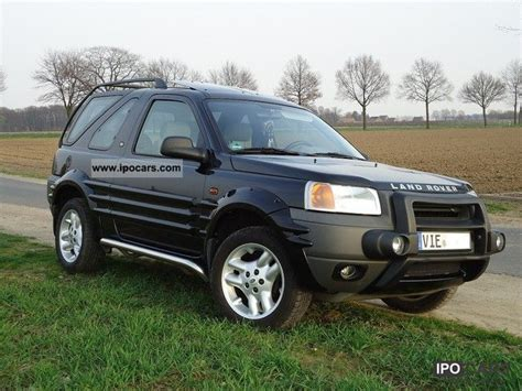 land rover freelander 2000 off road vehicle pickup truck vehicles with pictures page