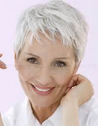 Pixie Haircuts Gray Hair Over 60  Short Hairstyle 2013