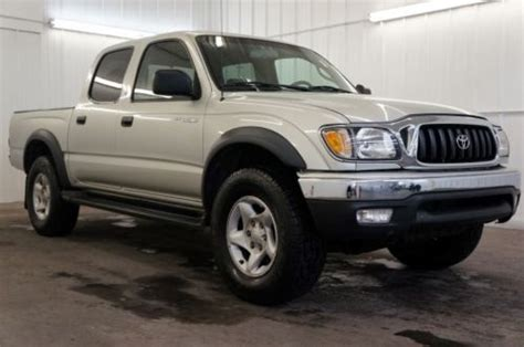 how it works cars 2004 toyota tacoma spare parts catalogs find used 2004 toyota tacoma prerunner sr5 double cab one owner ready to work runs great in