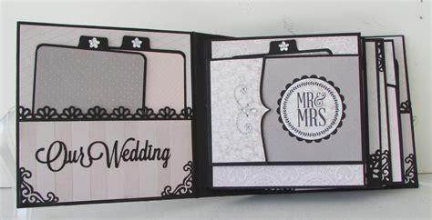 Wedding Mini Album by Crafty Nana S Happy 4th Of July And A Wedding Mini Album