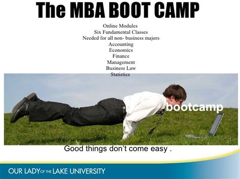 Hbu Mba Classes by Our Of The Lake