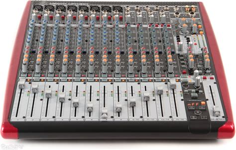 Audio Mixer Belt Up Behringer Xenyx Ufx1604 Mixer And Usb Audio Interface With Effects Gearnuts