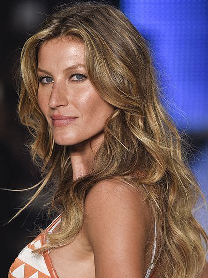 gisele bundchen balayage hair 20 celebrities who look surprisingly different without