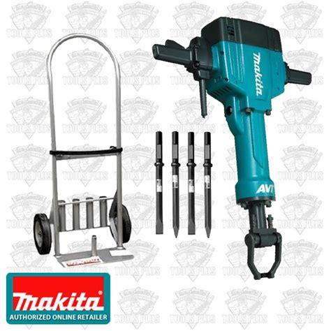 Armature Angker Mesin Demolition Hammer Makita Hm 1810 Asli Ori makita hm1810x3 70 lb avt breaker hammer plus bonus cart 4 bits