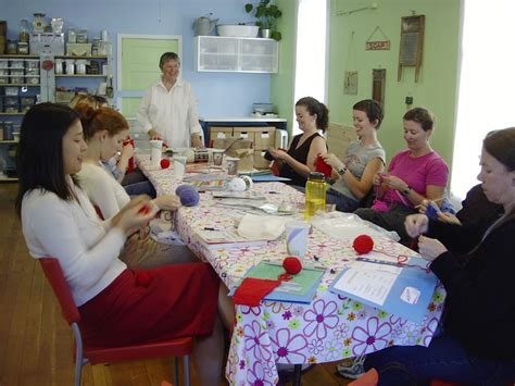 knitting classes at blast from the past classes the studio