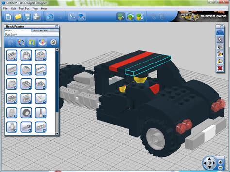 tutorial lego digital tutoriais e outros apps lego digital designer 3 0 9