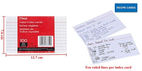 mead perforated 3 x 5 index card template index card notebook index card binder discbound 3 x 5