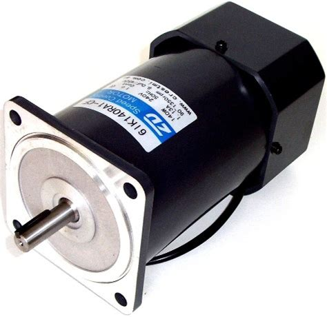induction motor on dc ac dc motors