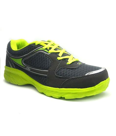 Sepatu Fast Foowear Syntetic Leather 1 fast trax green synthetic leather sport shoes price in india buy fast trax green synthetic