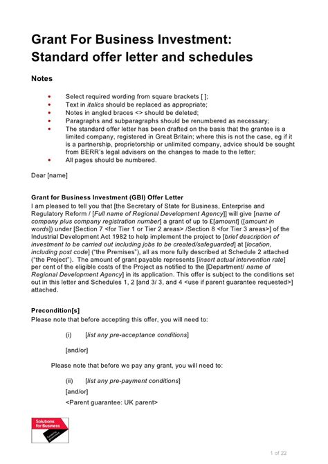 Offer Letter Format Doc Gbi Template Offer Letter Doc