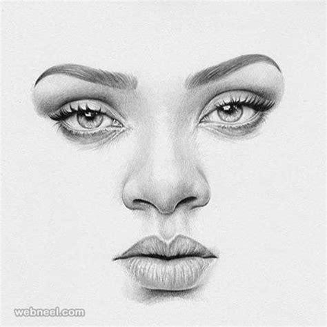 gallery: face of pencil sketch, drawings art gallery