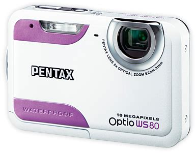 optio ws80 : digital compact cameras | ricoh imaging