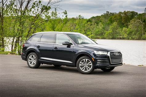 Audi Qs7 by 2017 Audi Q7 2 0t Review Two Point Dough The