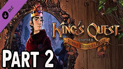 Office Quest Chapter 2 King S Quest Chapter 2 Rubble Without A Cause