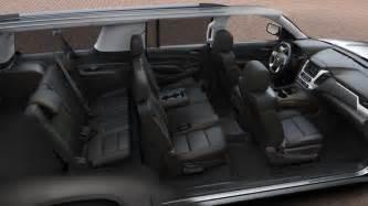 Suburban Chevrolet Interior Chevrolet Suburban Vip 5 Limousine Service