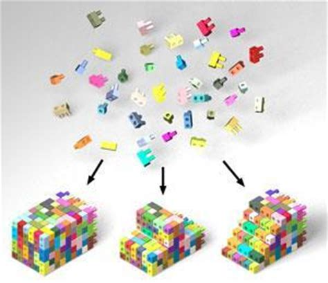 Chemistry Origami - lego like dna bricks are child s play research