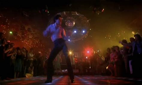 saturday night fever gif by sbs movies find john travolta dancing gif find share on giphy