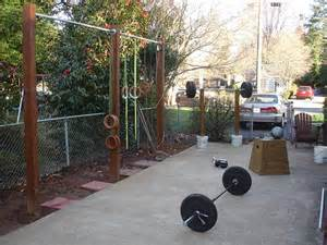 crossfit garage on pull up bar garage