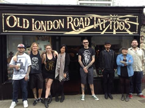 london tattoo goswell road review old london road tattoos tattooist in kingston upon