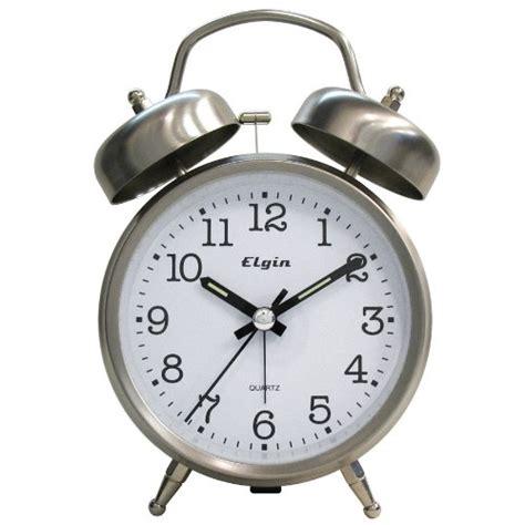 Jam Meja Table Clock Vintage loud alarm clocks for heavy sleepers
