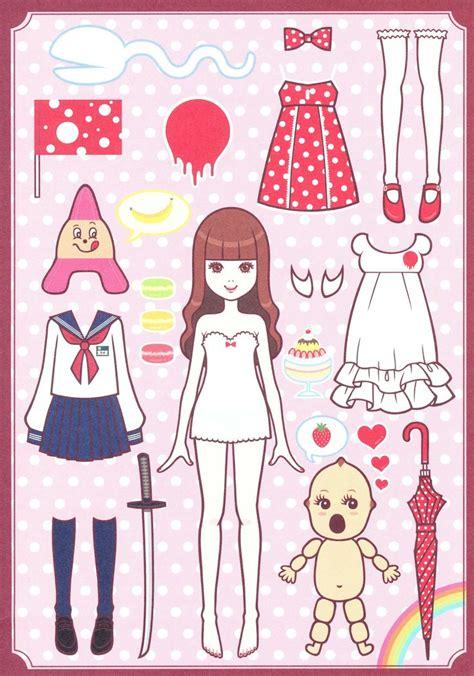 Friends Paper Dolls - 17 best images about dulces recuerdos de la infancia on